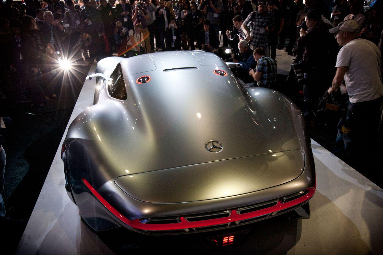 Ordinaire Mercedes Benz Amg Vision Gran Turismo Rear Top.