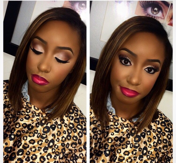 Beauty Marked By Joelle Houston Mua African American Makeup More