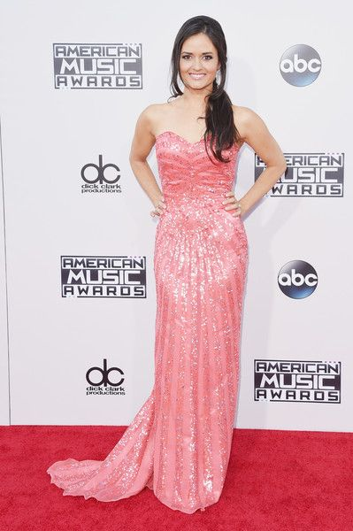 Actress Danica McKellar attends the 2015 American Music Awards at Microsoft Theater on November 22, 2015 in Los Angeles, California.