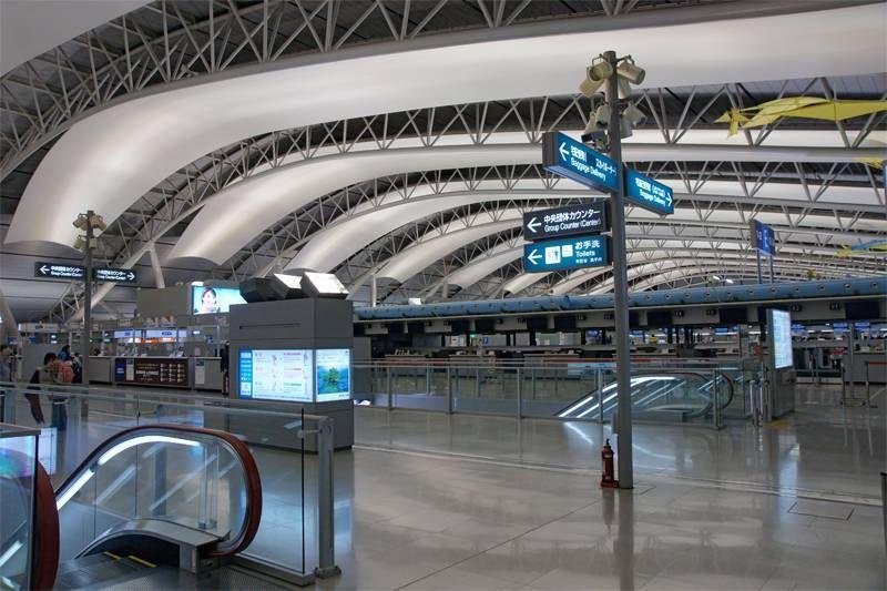 Renzo Piano S Most Famous Designs Renzo Piano Kansai International Airport Kansai Airport
