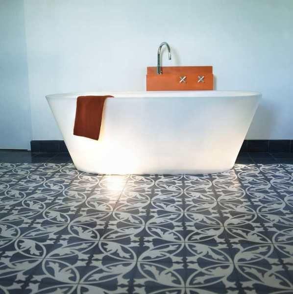 Zementplatte im nassbereich zementplatten dusche fliesen - Zementfliesen dusche ...