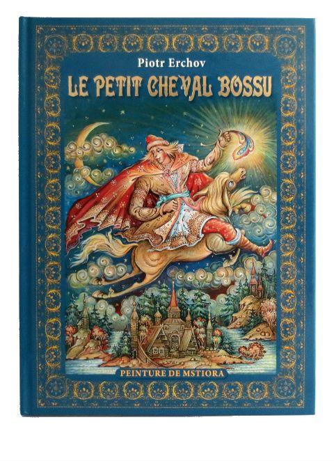 Livre Piotr Erchov Le Petit Cheval Bossu En Francais