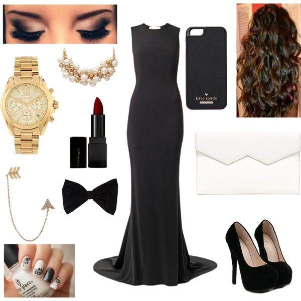 Prom in Black