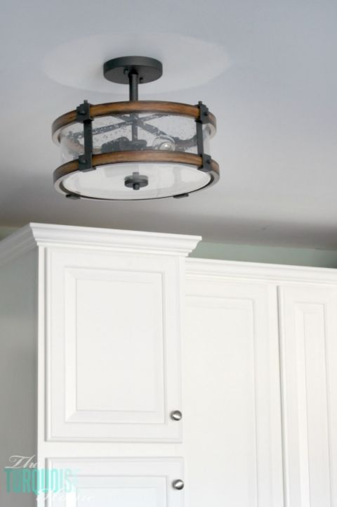 New Kitchen Lighting Farmhouse Style