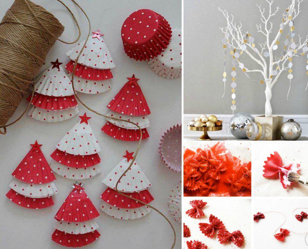Décoration de Noël à fabriquer soi même en 30 nouvelles idées