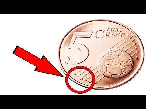 Diese 5 Cent Münze Macht Dich Reich Youtube Sammeln Pinterest