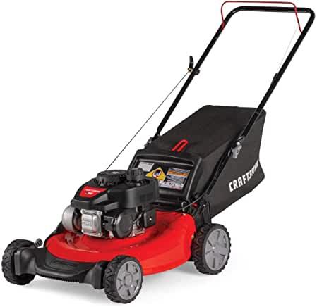 Amazon Com Mulching Lawn Mower In 2020 Mulching Lawn Mower Lawn Mower