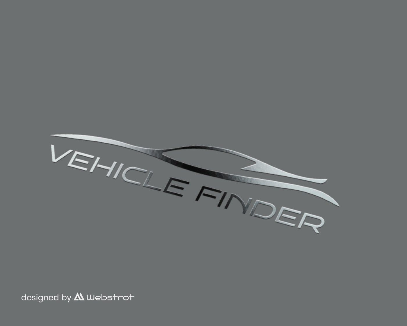 Premium Logo Template For Vehicle Finder Car Finder And Any Other