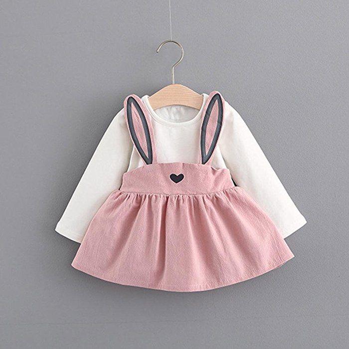 Longra Herbst Baby Kinder Kleinkind Mädchen Kleidung