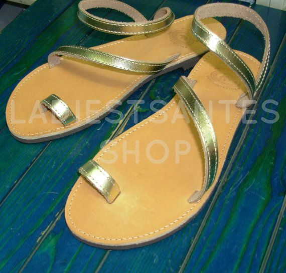 Fab Finds Summer Sale Items Too Good To Resist: PURCHASE 2 PAIRS AT EVERYTHING OF GREEK SANDALS -10% OFF