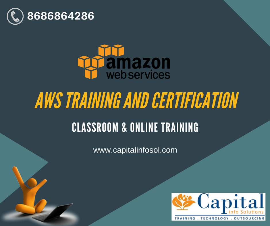 Amazon Web Services Training And Certification New Batches Going On