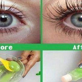 DIY Eyelash and Eyebrow Growth Serum with Coconut Oil and ...