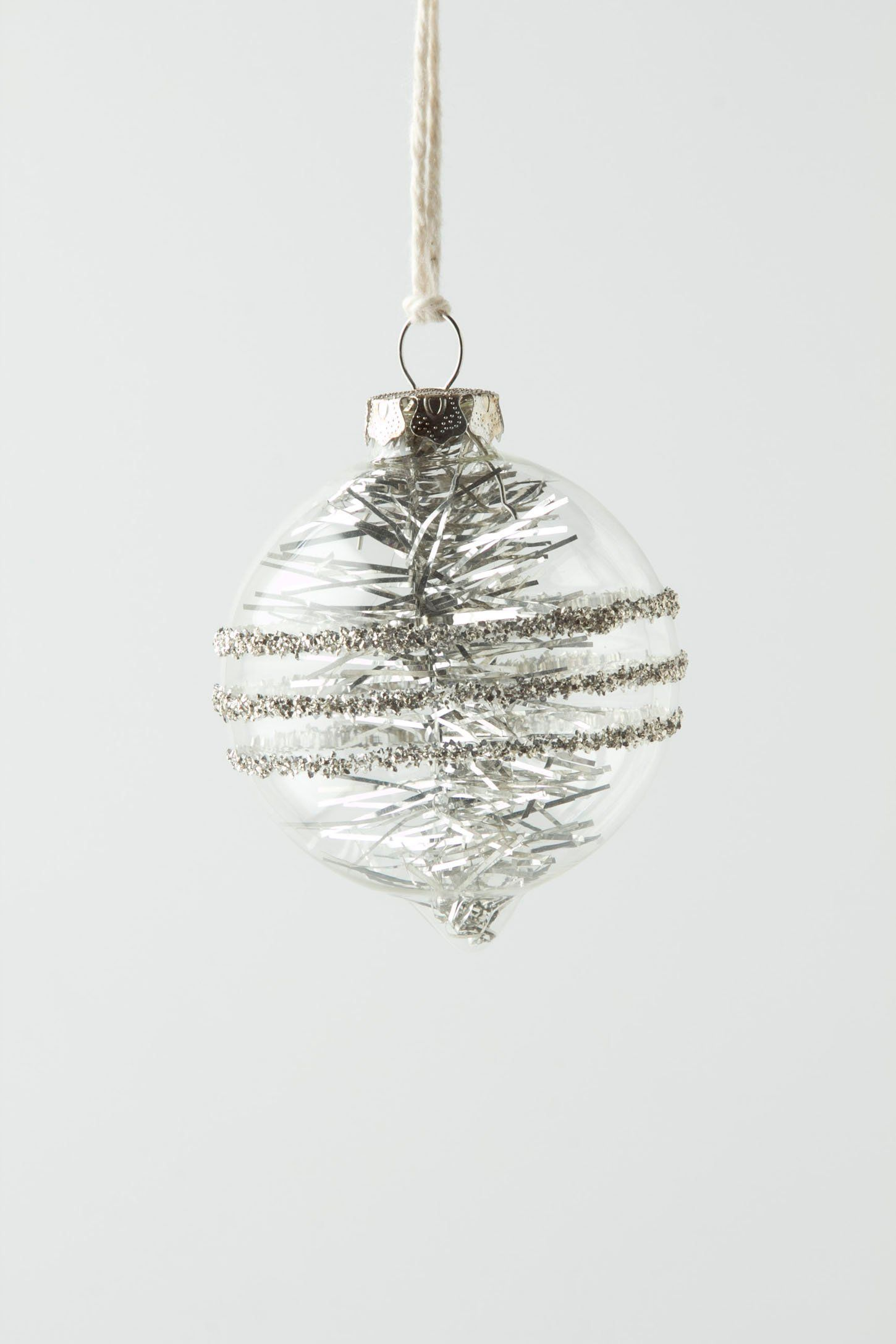 Twinkling Tinsel Bubble by anthopologie