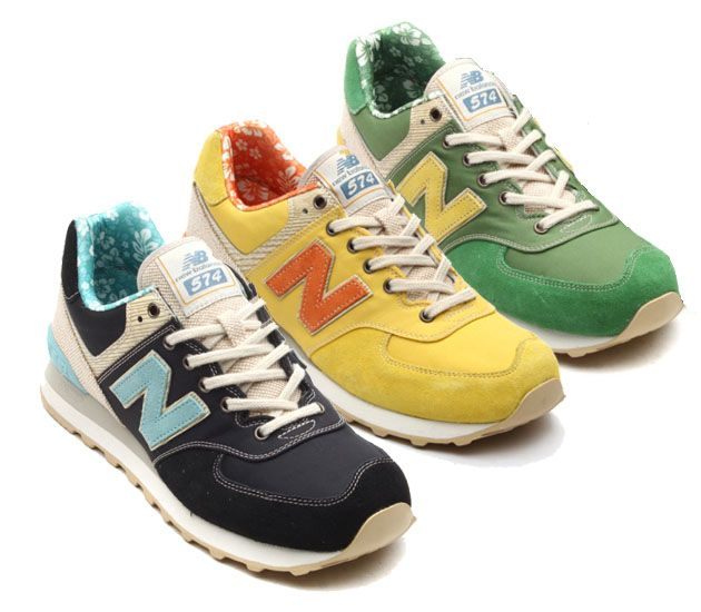 new balance floral 574