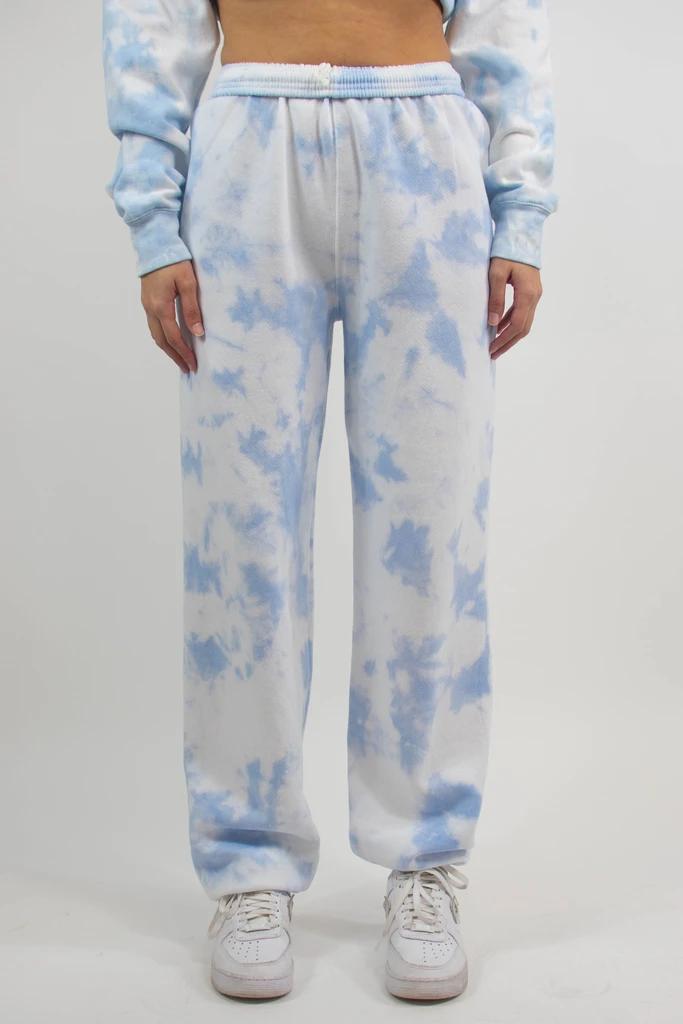 Let S Chill Blue Tie Dye Sweatpants Tie Dye Pants Tie Dye Outfits Tie Dye Shirts