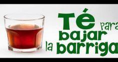 Elimina la grasa de la barriga con este té. ¡Sólo necesitas 2 ingredientes!
