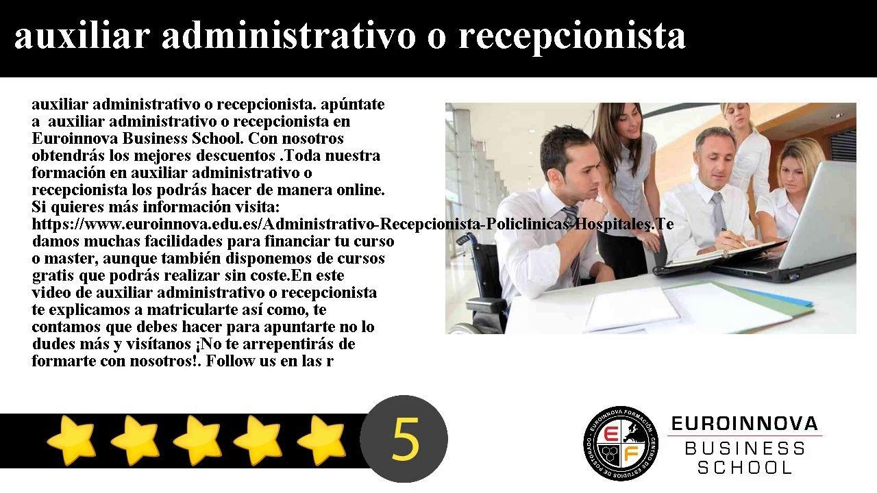 Vistoso Gran Recepcionista Se Reanuda Motivo - Colección De ...