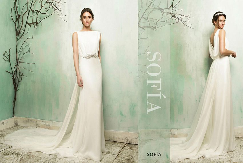10 vestidos de novia de seda diferentes | bodorriooo lu | pinterest