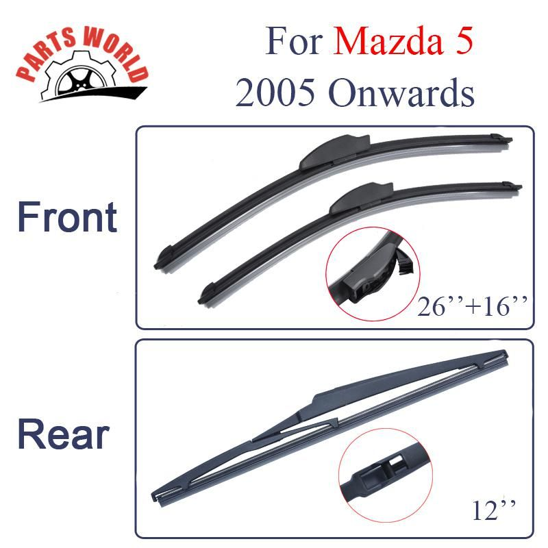 Windshield Wiper Replacement Parts