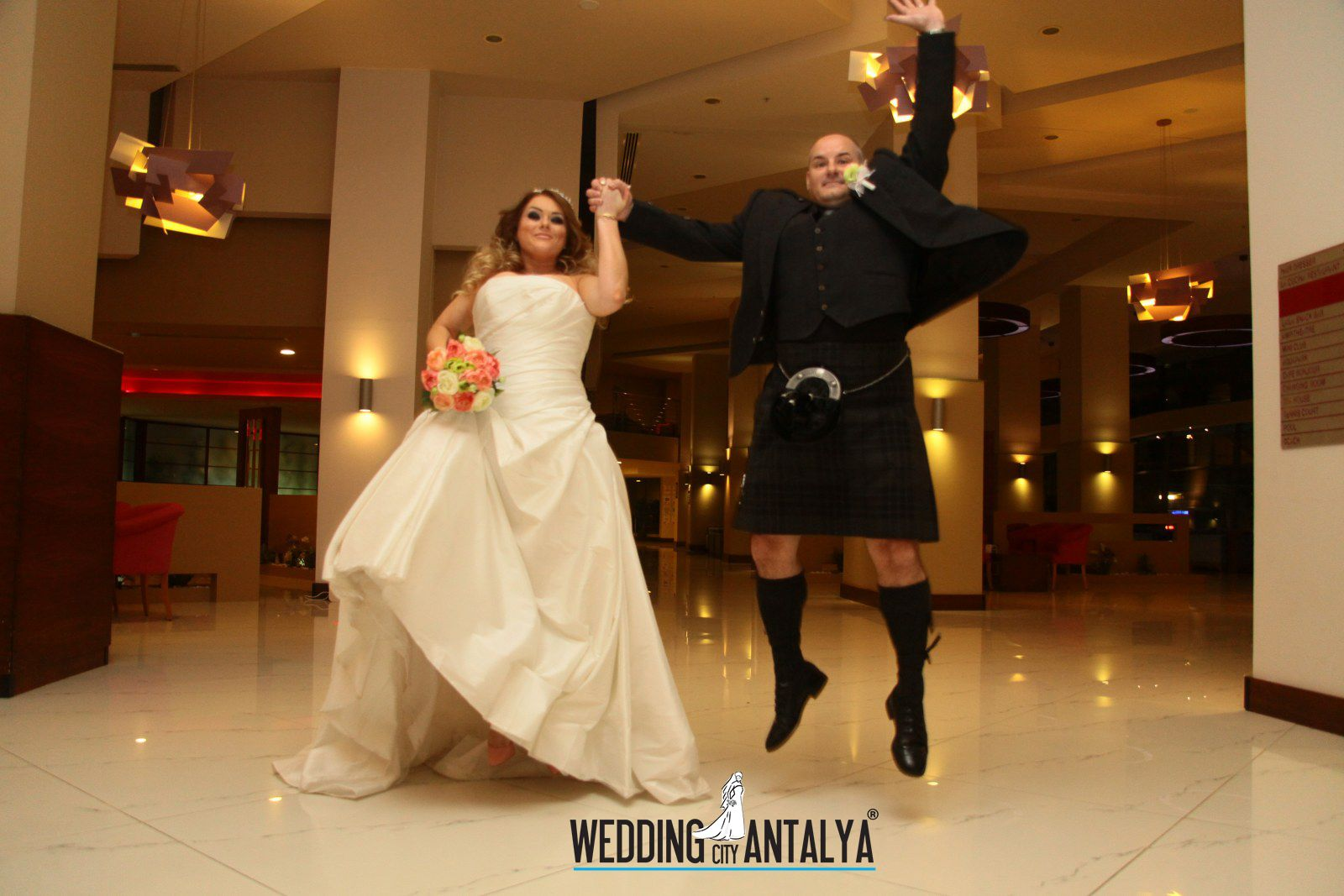 Civil english marriages in turkey antalya brides u wedding in