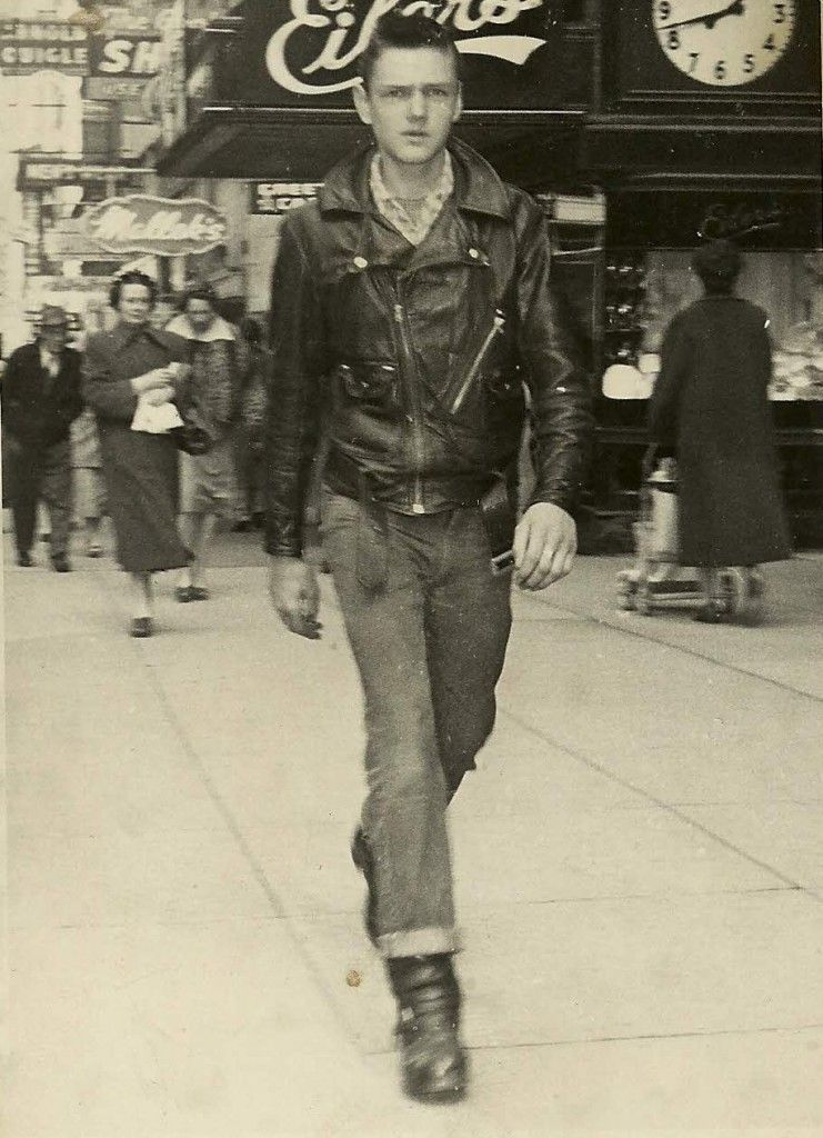 33+ 1950s greaser info