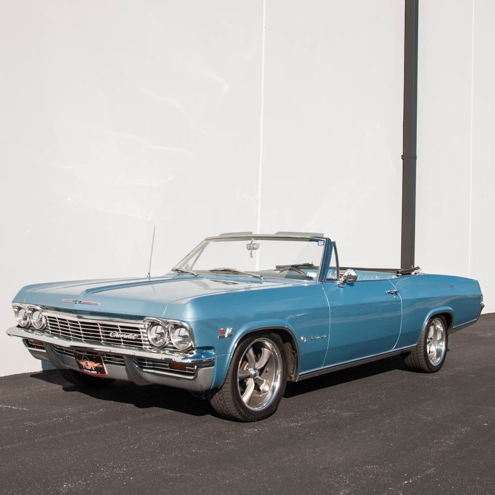 1965 Chevrolet Impala Impala Convertible