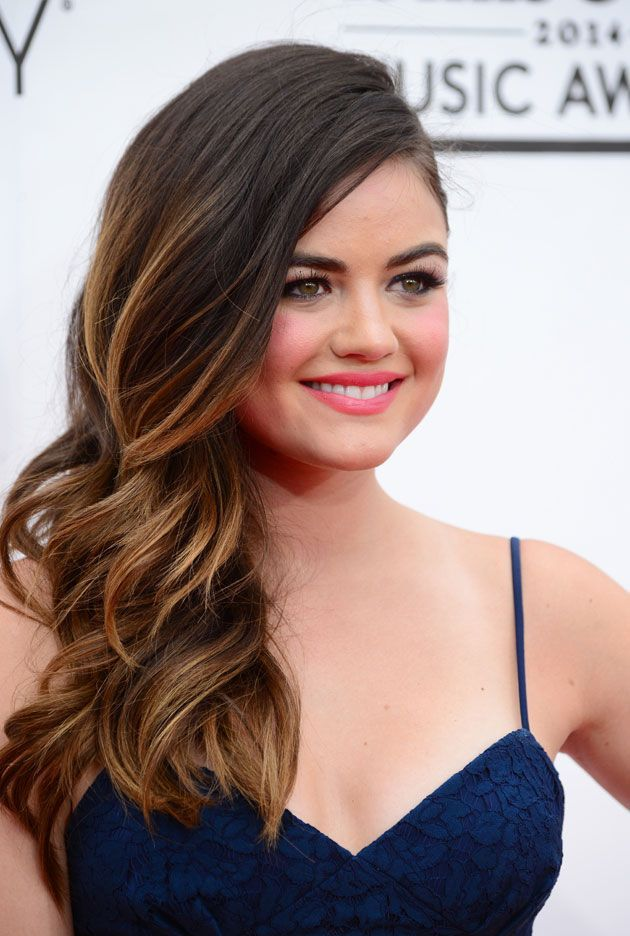 5 Red Carpet Homecoming Hair Ideas