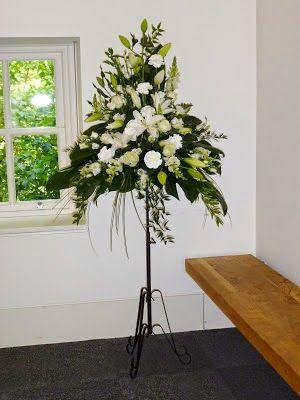 Arreglos Florales Con Pedestal Parte 4 Flores Colorful
