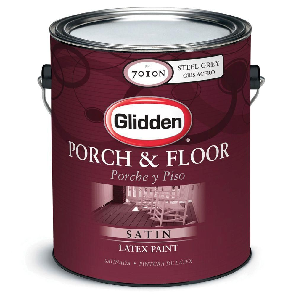 Glidden Porch And Floor To Paint Tile Floors Porch Flooring Flooring Painting Tile Floors