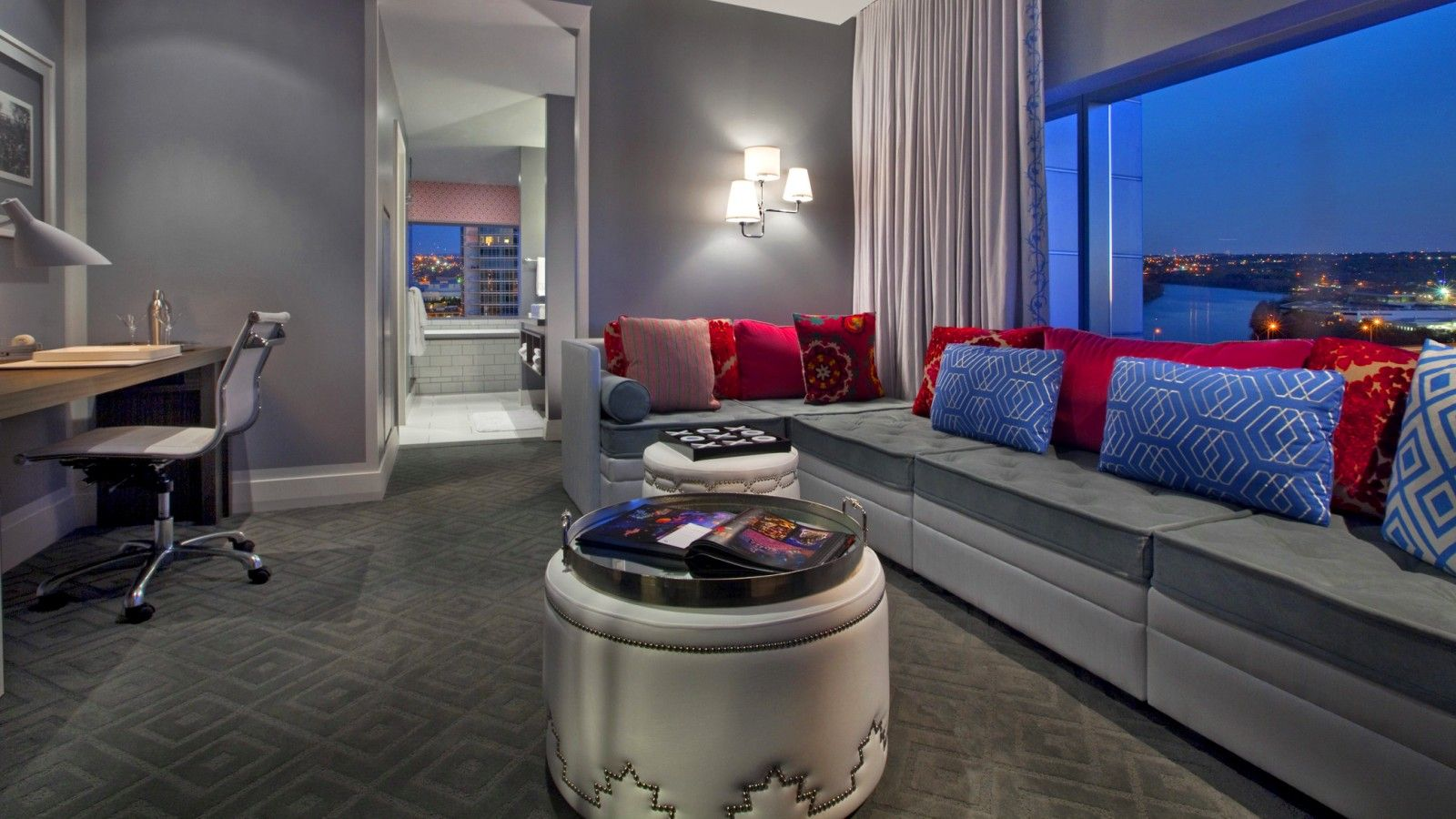 W Austin Hotel Cool Corner Living Room Austin Hotels W Austin Home Decor