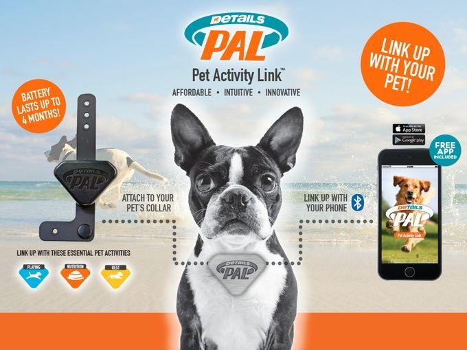Details Pal A Pet Activity Tracker That S A Pet Activity Link App On Your Phone Http Wp Me P3hjme 1md Pet Businesses Activity Tracker App