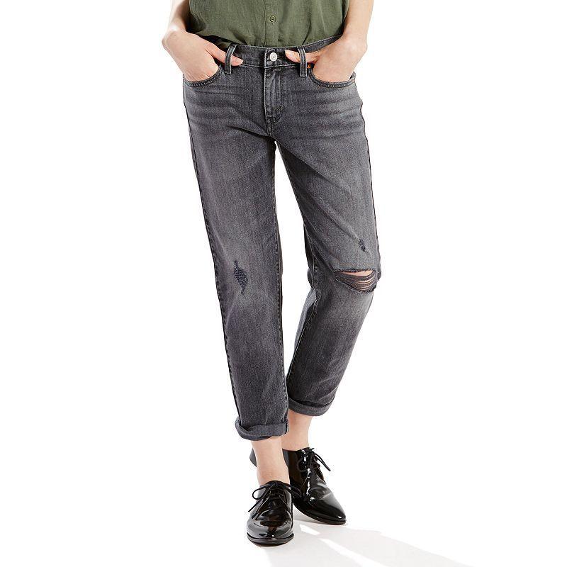 Women's Levi's Boyfriend Jeans, Size: 16/33, Light Blue ...
