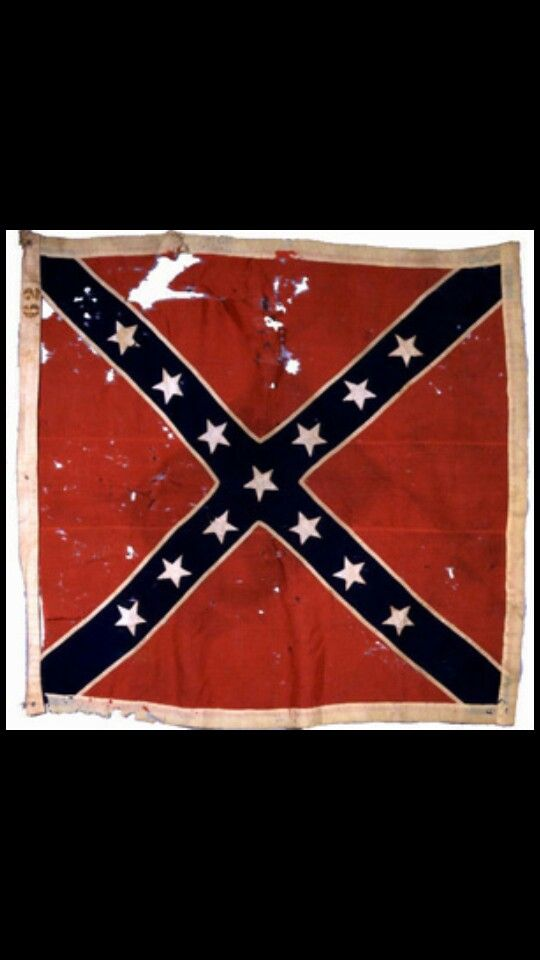 26th Nc Infantry Battle Flag With Images Civil War Flags American Civil War Battle Flag