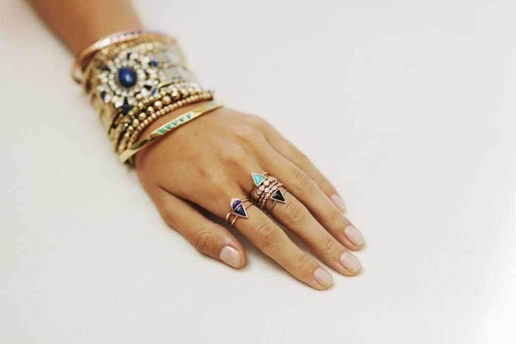 How to wear rings like a pro. http://dontcallmepenny.com.au ...