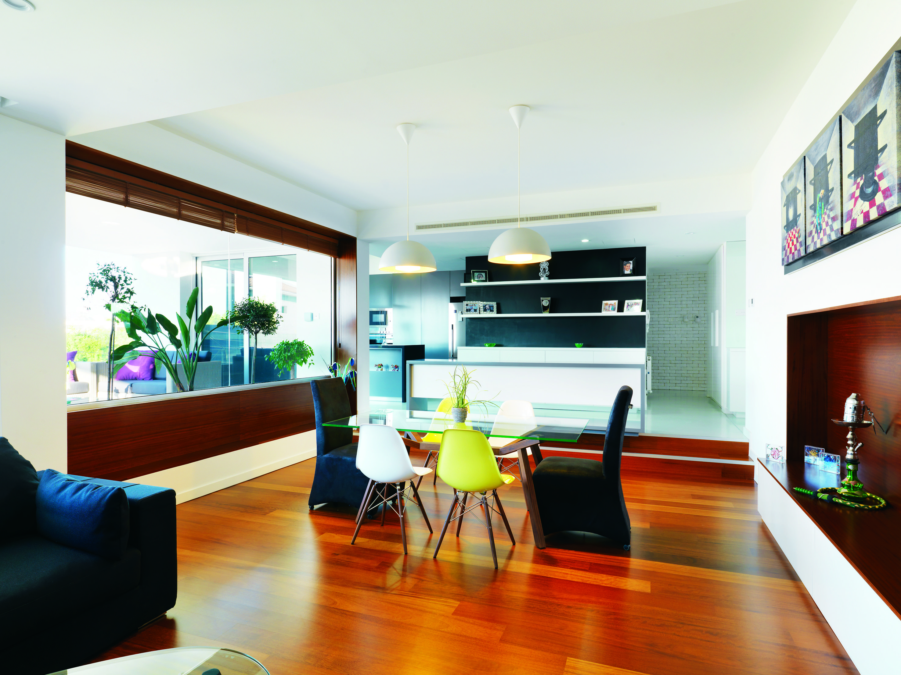Residential Project Renovation Refurbishment and unification of
