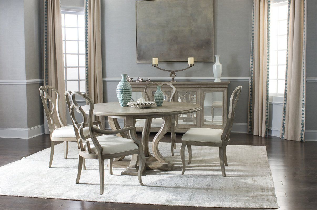 Bernhardt Marquesa Dining Table Dinning Room Tables Round