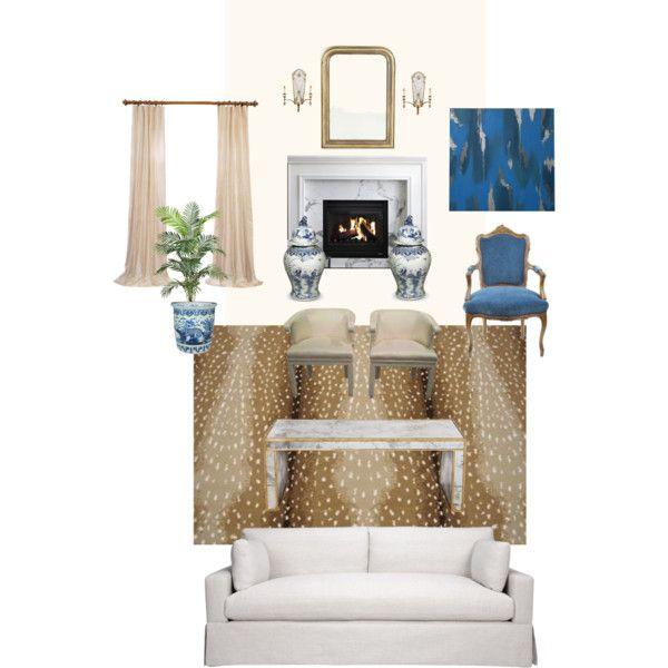 Blue Velvet Accent Chair Chairish Antelope Rug