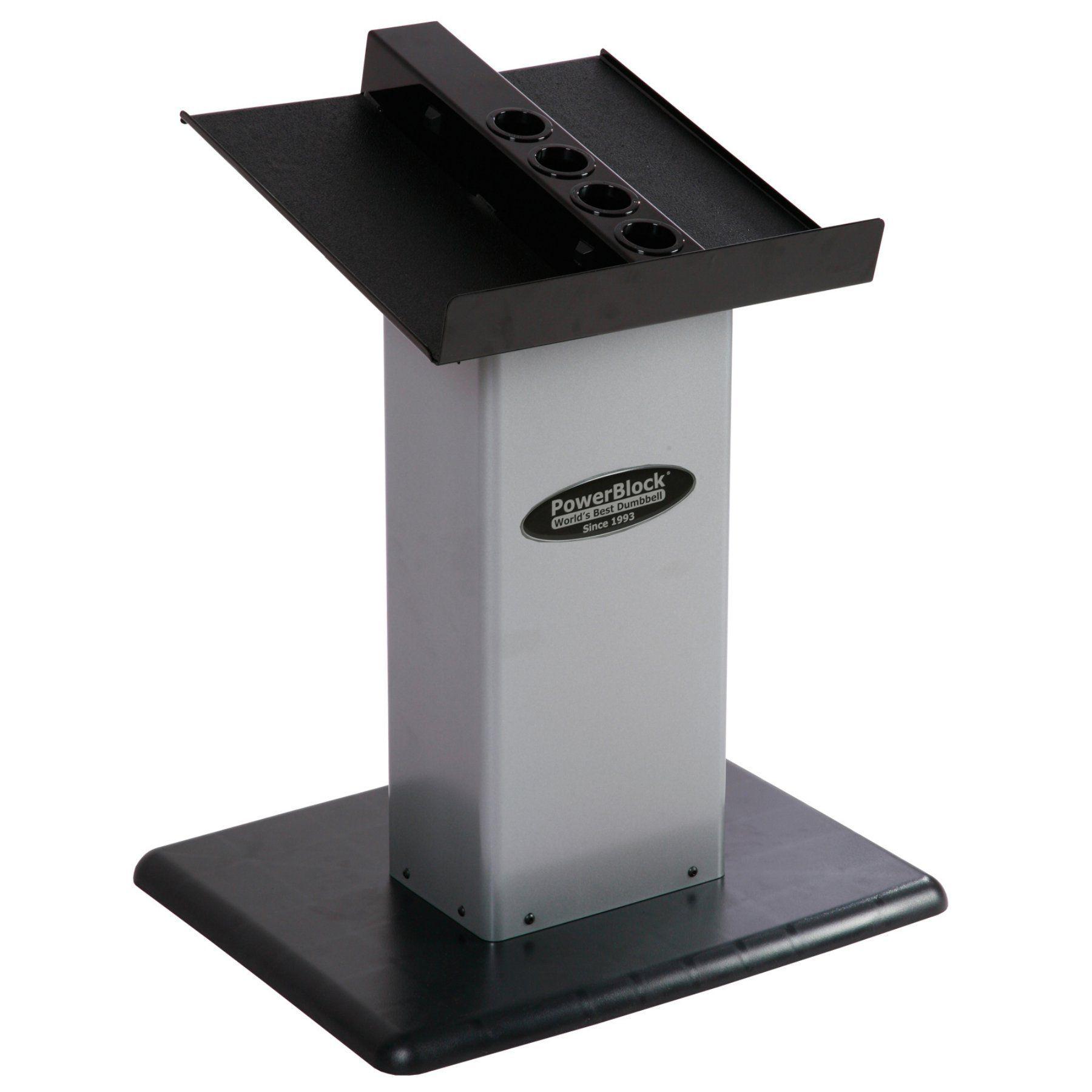 PowerBlock Column Weight Stand 6000014200 Dumbbell