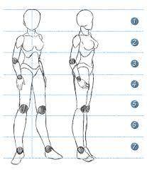 Como Dibujar El Cuerpo Humano Buscar Con Google Cuerpo Humano Dibujo Estructura Cuerpo Humano Como Dibujar Cuerpos