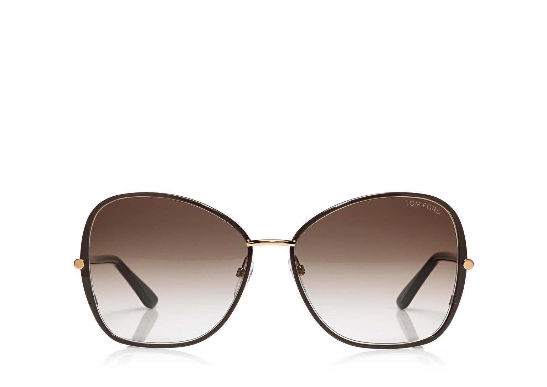 Online Ford Solange Tom Store Vintage SunglassesShop Soft Square c3TFJuK1l