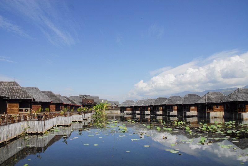 Treasure Resort Inle Lake Myanmar