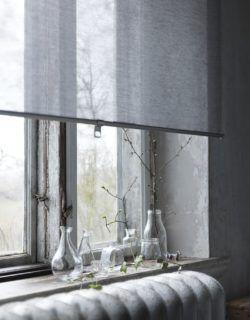 rollos roomie pinterest vorh nge fenstergestaltung und gardinen. Black Bedroom Furniture Sets. Home Design Ideas
