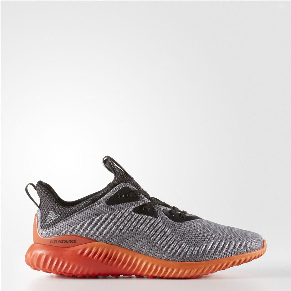 huge selection of 98cee a5f25 Adidas alphabounce Shoes (Grey)