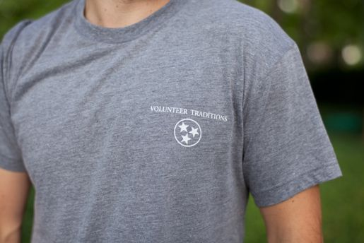 Comfort Blend Tennessee Tee/Heather Gray