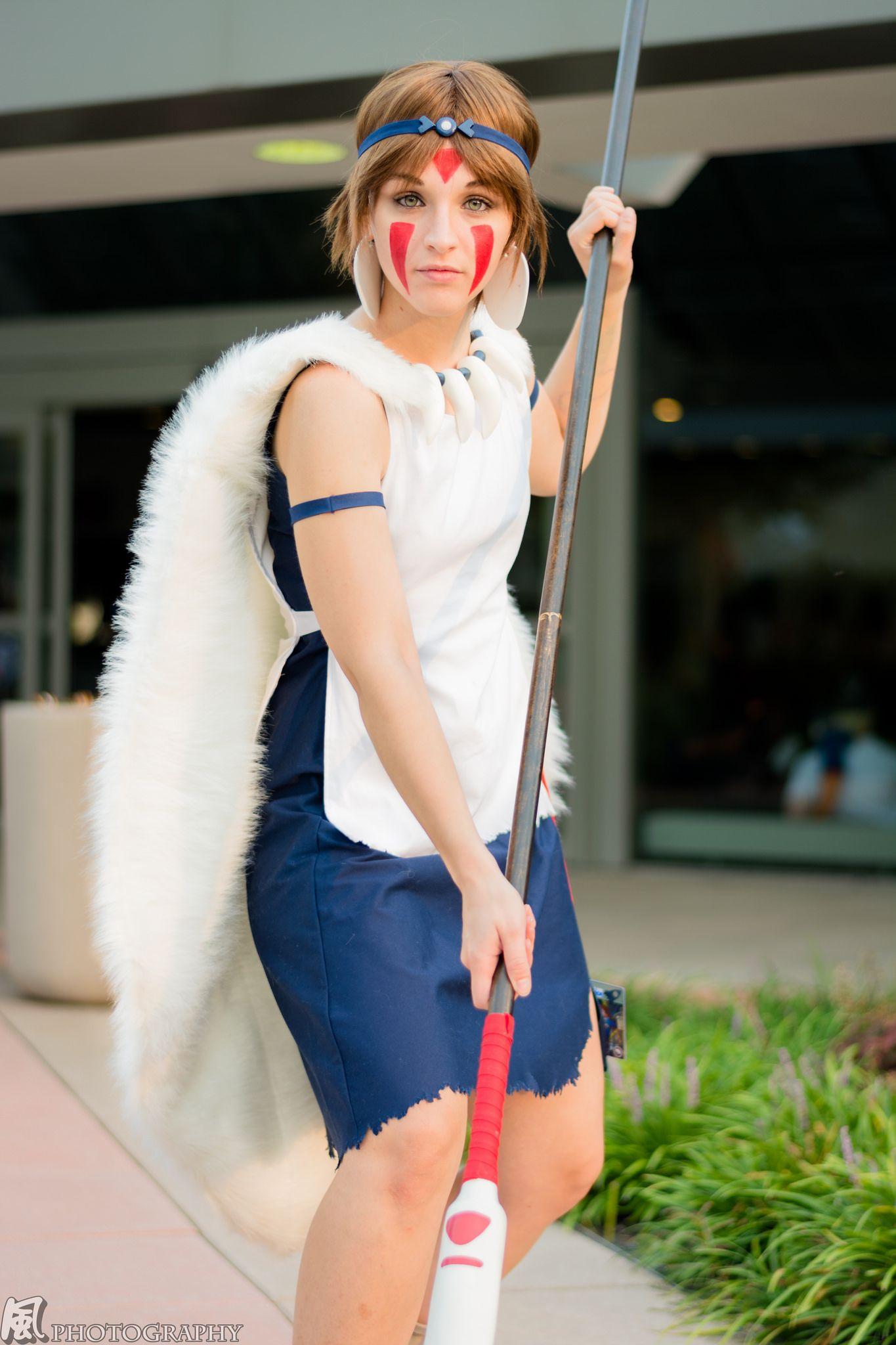 Otakon 2014 Princess Mononoke Cosplay Princess Mononoke
