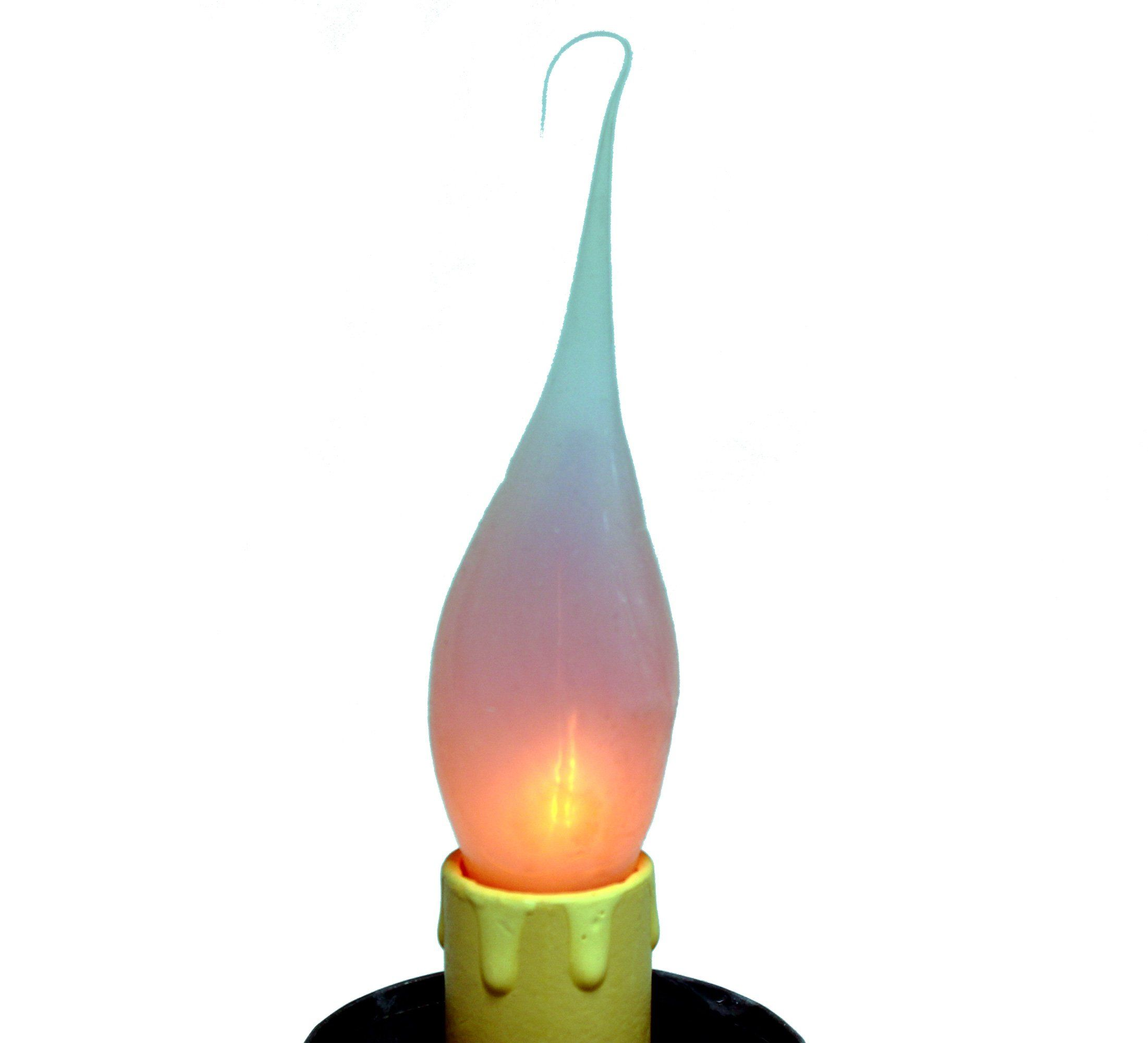 Creative hobbies silicone dipped orange flickering flame bulb creative hobbies silicone dipped orange flickering flame bulb country style electric candle lamp chandelier arubaitofo Image collections