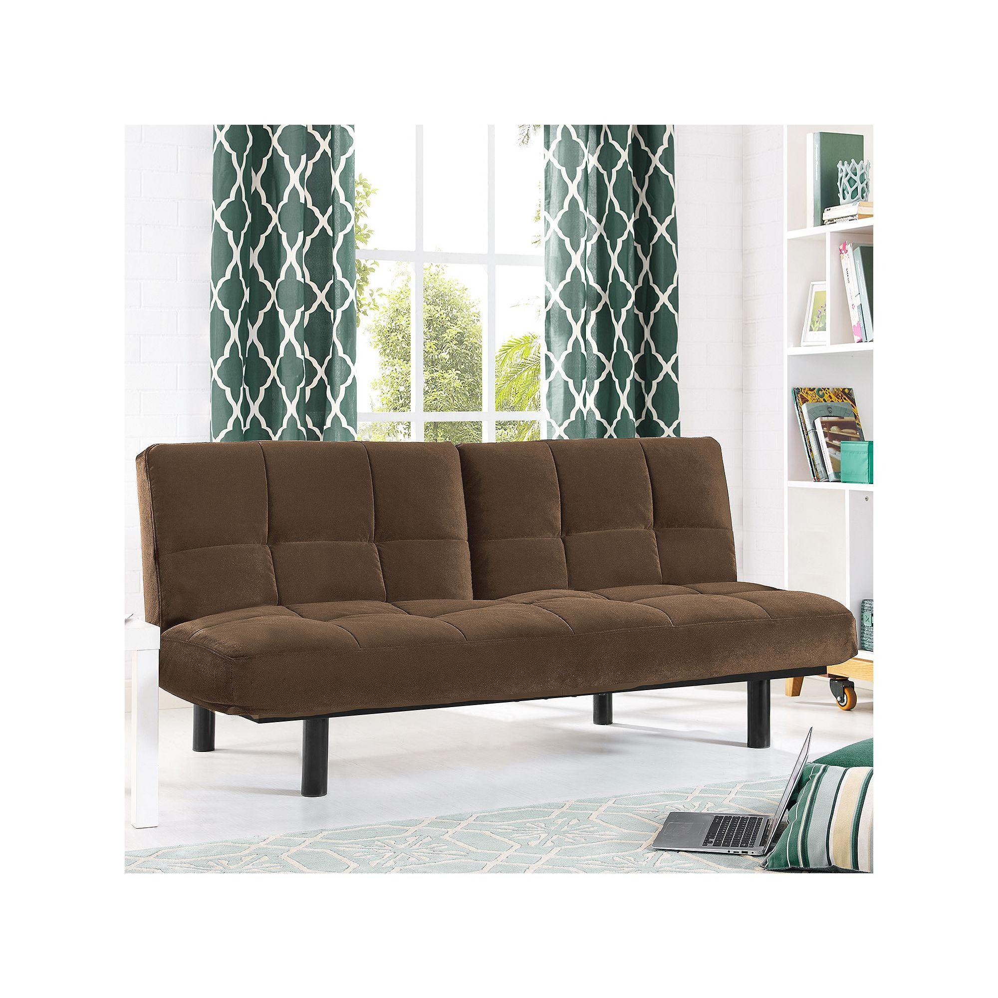 Best Serta Khloe Convertible Futon Sofa Bed Futon Sofa Bed 400 x 300