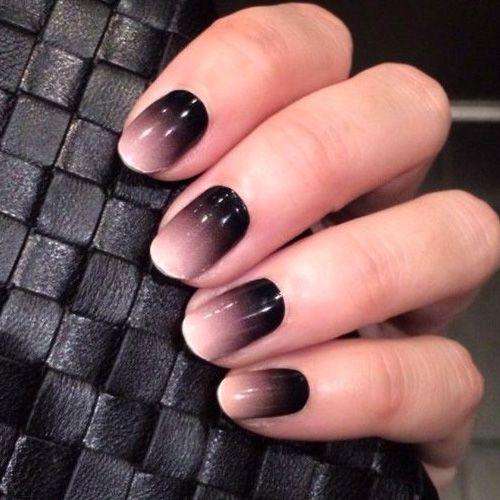 nail art ombre