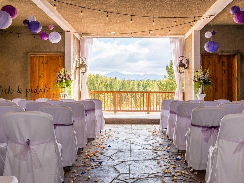 Edgewood Inn Weddings Colorado Springs Wedding Venue