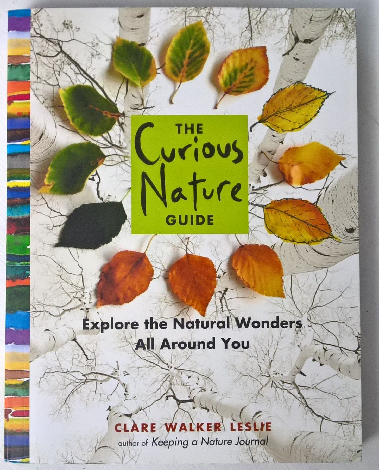 The Curious Nature Guide Explore Natural Wonders All Around You By Clare Walker Leslie Read Full Review On Curriculum Choice